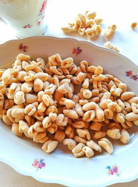 Foto di un piatto di Pisarei e fasò fatti a mano - gnocchetti di farina - Ricette di Barbara Aimi, Hostaria da Ivan
